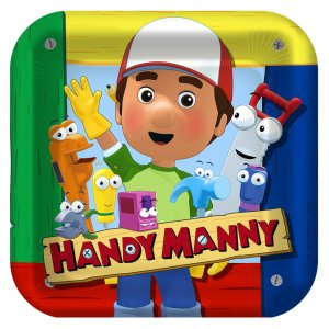 handy manny cover